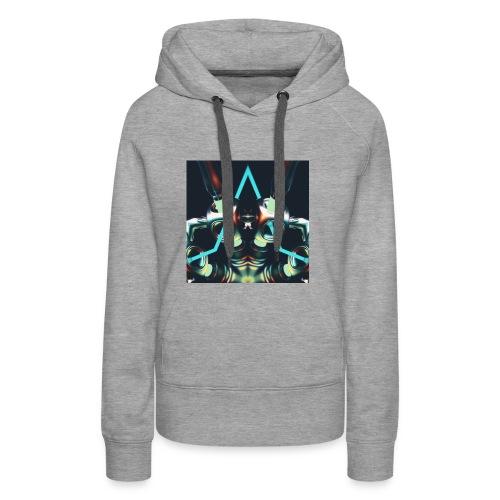 Energize Fields by RNZO - Vrouwen Premium hoodie