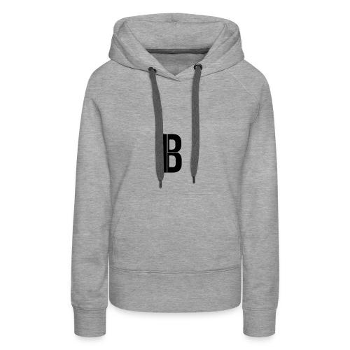 Belg Maakt Video's crewneck - Vrouwen Premium hoodie