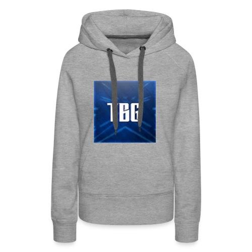 TBG Kleding - Vrouwen Premium hoodie