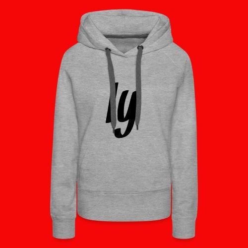 Iy - Women's Premium Hoodie