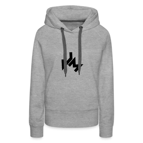 JayMasher Official Merchandise - Women's Premium Hoodie