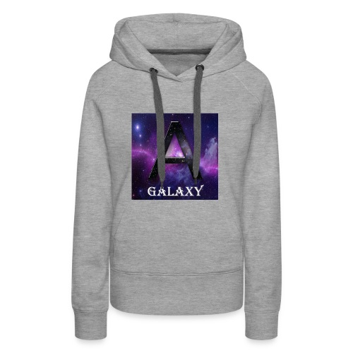 AwL Galaxy Products - Women's Premium Hoodie