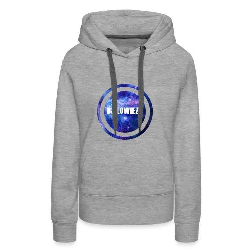 DJ Lowiezz - Vrouwen Premium hoodie
