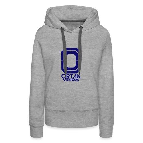Ortak Blue - Frauen Premium Hoodie