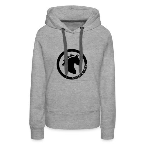 One Trick Ponies - Vrouwen Premium hoodie