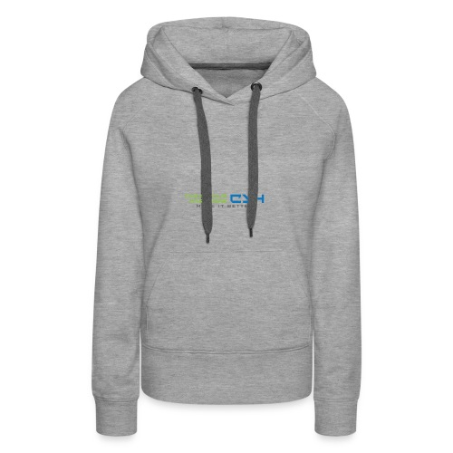 Cheat Your Hardware - Frauen Premium Hoodie