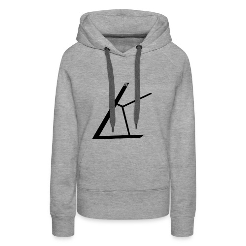 LKB Logo RD - Frauen Premium Hoodie