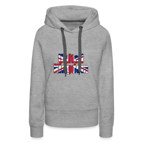 UK - Women's Premium Hoodie