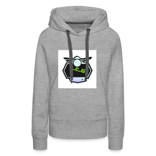 Cool gamer logo - Women's Premium Hoodie