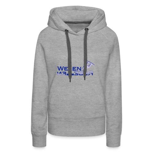 Wellenrebellen - Frauen Premium Hoodie