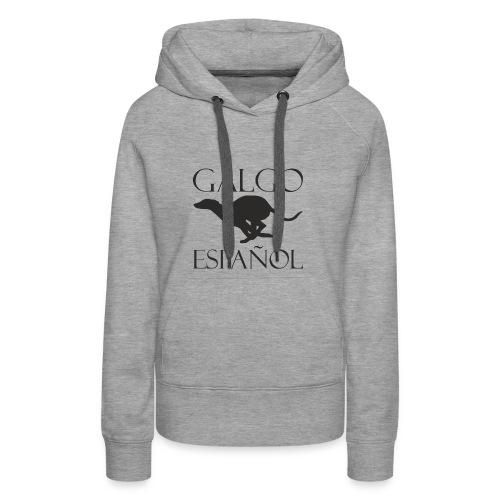 Galgo espanol - Frauen Premium Hoodie