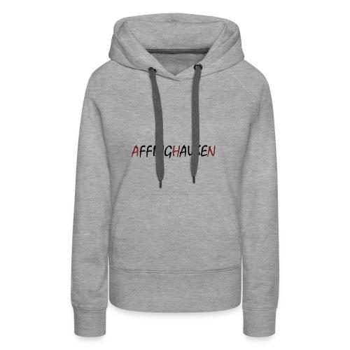 AFFINGHAUSEN - Frauen Premium Hoodie