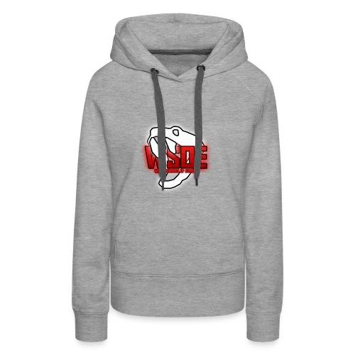 WSOE Logo cut - Frauen Premium Hoodie