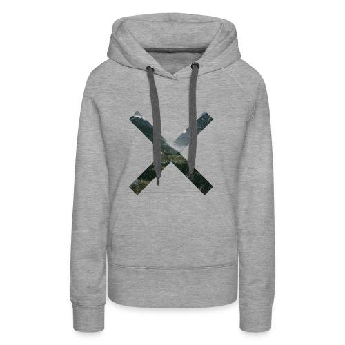 X Travel - Frauen Premium Hoodie