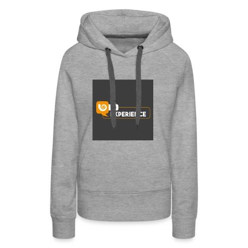 The Experience Podcast Merchandise Store - Women's Premium Hoodie