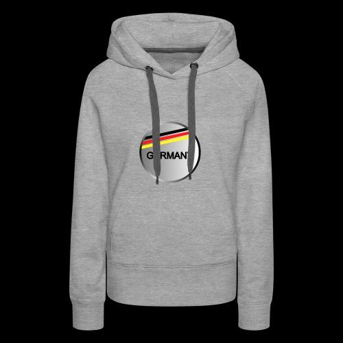 Made in Germany - Frauen Premium Hoodie