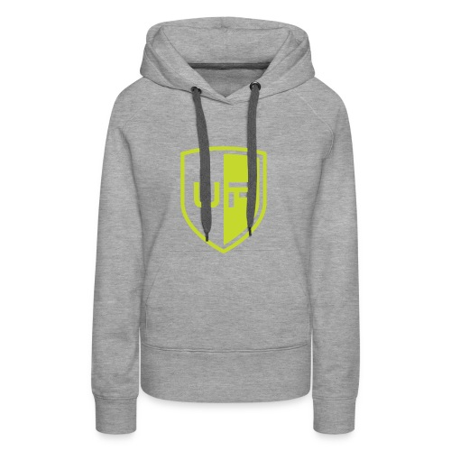 uFit Logo - Women's Premium Hoodie