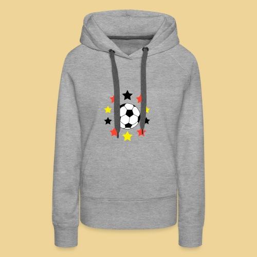 Spezial-Design für die Weltmeisterschaft 2018 - Frauen Premium Hoodie