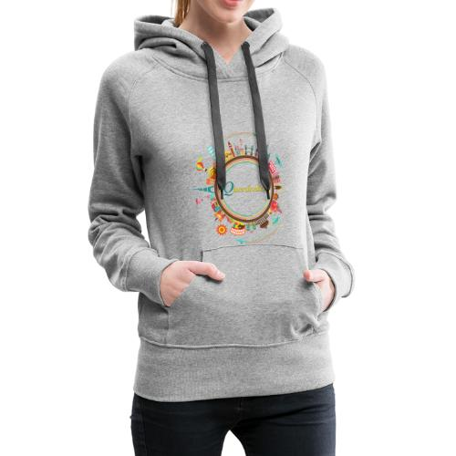 Querdenker - Frauen Premium Hoodie
