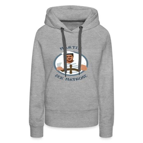martindermatrose - Vrouwen Premium hoodie
