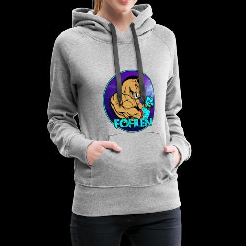 FohIenLogo - Frauen Premium Hoodie