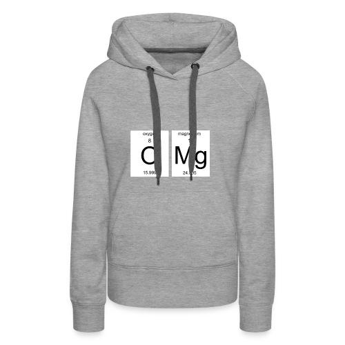 OMG Nerd Geschenk Geschenkidee - Frauen Premium Hoodie