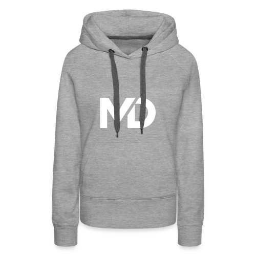 MD Clothing Official© - Sweat-shirt à capuche Premium pour femmes