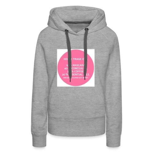 Young Living Tshirt - Frauen Premium Hoodie