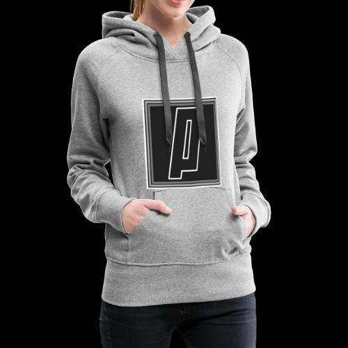 Polig-''P'' Logo - Frauen Premium Hoodie