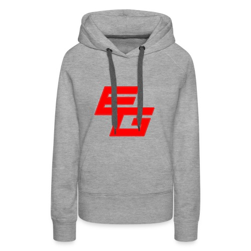 eraZe-Gaming Rot - Frauen Premium Hoodie