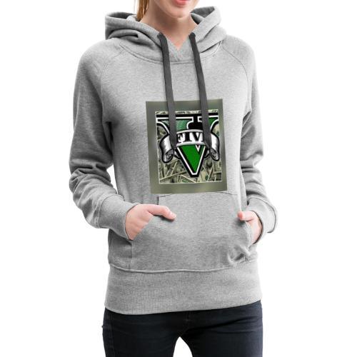 Gta5 - Frauen Premium Hoodie