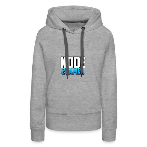 Official NoDe2Gamer T-Shirt - Frauen Premium Hoodie