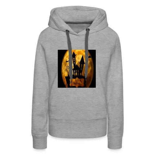 halloween-Nacht - Frauen Premium Hoodie