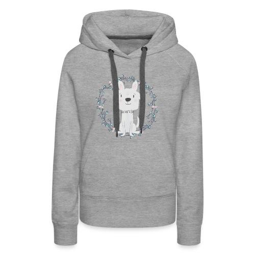Hond | Hug - Vrouwen Premium hoodie