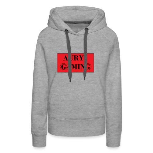 AURY GAMING - Sweat-shirt à capuche Premium pour femmes