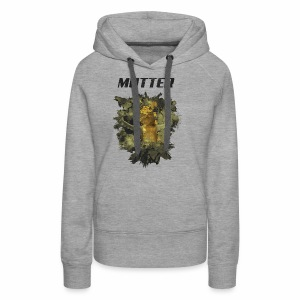 Mutter - Golden Grunge - Frauen Premium Hoodie