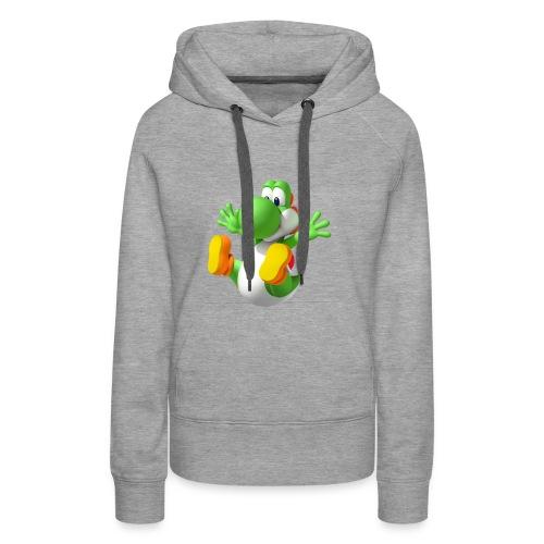 Yoshi T shirt! - Women's Premium Hoodie