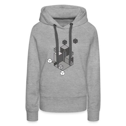 BlockCity - Frauen Premium Hoodie