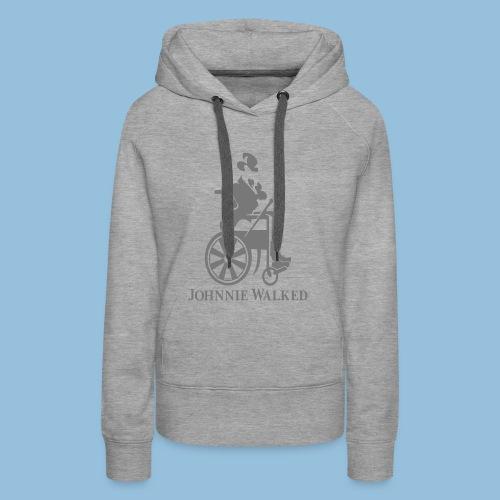 JW - Vrouwen Premium hoodie