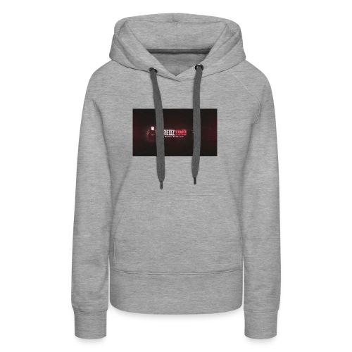 ReDzTiMo - Frauen Premium Hoodie