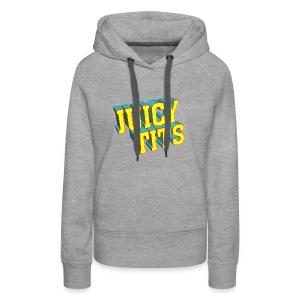 JUICY TITS - Women's Premium Hoodie
