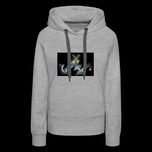 GYPSIES BAND LOGO - Women's Premium Hoodie