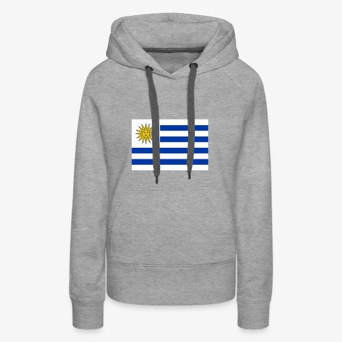 Uruguay - Frauen Premium Hoodie