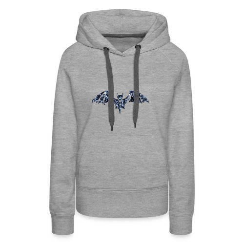 Galaxy BAT - Women's Premium Hoodie