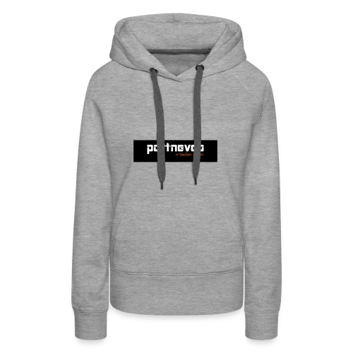 PORTNEVEO Logo - Frauen Premium Hoodie