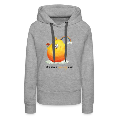 Rainbowbirds Let´s have a sunny day - Frauen Premium Hoodie