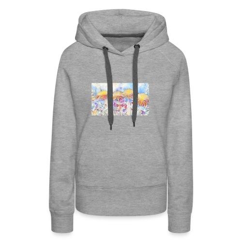 Pastellfarben - Frauen Premium Hoodie