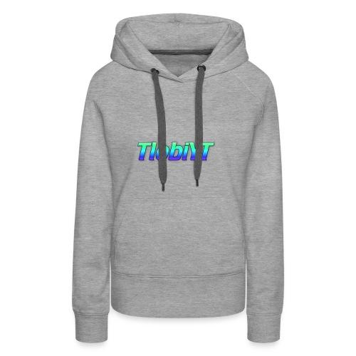 TlobiYT - Frauen Premium Hoodie