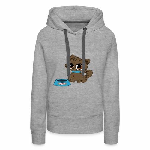 fister cat - Frauen Premium Hoodie