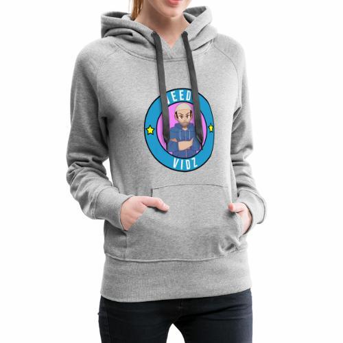 Veedu Vidz Rude Boy logo - Women's Premium Hoodie
